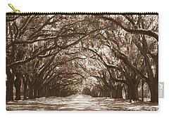 Savannah Sepia - Glorious Oaks Carry-all Pouch