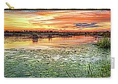 Savannas Sunset Carry-all Pouch