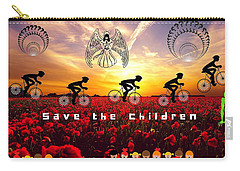 Save The Children Carry-all Pouch