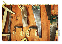 Saws Carry-all Pouch by Timothy Bulone