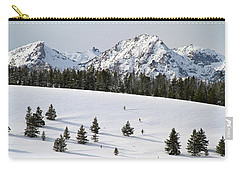 Sawtooth Wilderness Central Idaho Carry-all Pouch