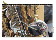 Sax In The City Carry-all Pouch