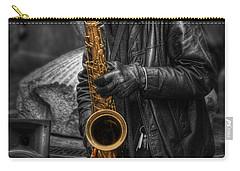 Sax Love Carry-all Pouch