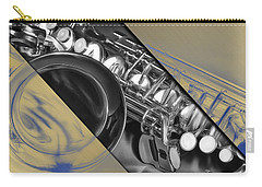 Saxophone Musical Collection Carry-all Pouch