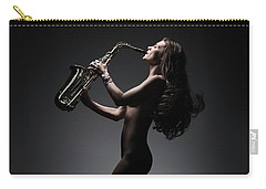 Saxsational Carry-all Pouch