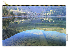 Carry-all Pouch featuring the photograph Say Hello To Virginia by Sean Sarsfield
