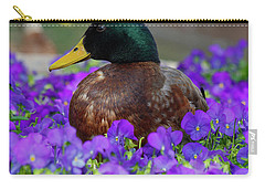 Say Quack Carry-all Pouch