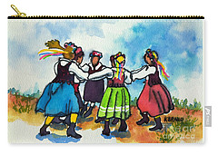 Scandinavian Dancers Carry-all Pouch