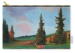 Scapegoat Summer Sunset Carry-all Pouch