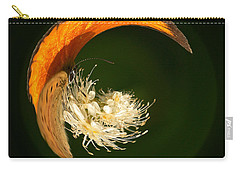 Carry-all Pouch featuring the photograph Scarce Copper 4 by Jouko Lehto
