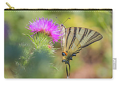Scarce Swallowtail - Iphiclides Podalirius Carry-all Pouch