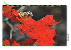 Scarlet Autumn Carry-all Pouch