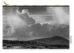 Scattering Clouds Over The Cronk Carry-all Pouch