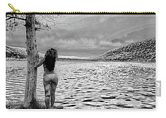 Scenery 2 Carry-all Pouch by David Stasiak