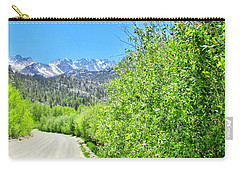 Scenic Driving Carry-all Pouch