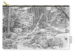 Scenic Greenbrier Carry-all Pouch