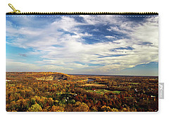 Scenic View Carry-all Pouch by Elsa Marie Santoro