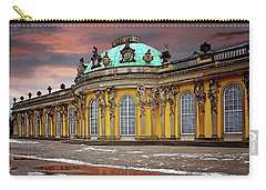 Schloss Sanssouci Potsdam  Carry-all Pouch by Carol Japp