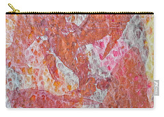 Carry-all Pouch featuring the painting Schooled by Michele Myers