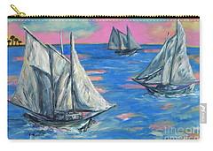 Schooner Seas Carry-all Pouch