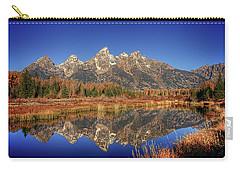 Schwabacher Landing Grand Teton National Park Carry-all Pouch