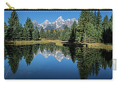 Schwabacher Landing Carry-all Pouch by Mary Hone