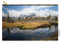 Schwabachers Landing, Grand Teton National Park Wyoming Carry-all Pouch