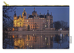 Schwerin Castle 3 Carry-all Pouch