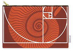Science Posters - Fibonacci - Mathematician Carry-all Pouch