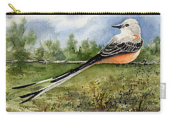 Scissor-tail Flycatcher Carry-all Pouch