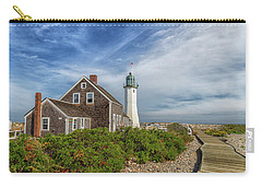 Scituate Lighthouse Boardwalk Carry-all Pouch