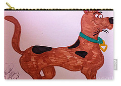 Scooby-doo Carry-all Pouch