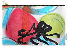 Scooting Along Carry-all Pouch