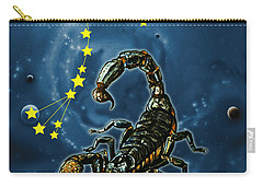 Scorpius And The Stars Carry-all Pouch