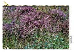 Scotish Heather Carry-all Pouch