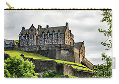 Scotland's Edinburgh Castle Carry-all Pouch