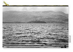 Carry-all Pouch featuring the photograph Scottish Shores by Christi Kraft