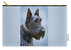 Scottish Terrier Dog Carry-all Pouch