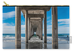 Scripps Pier La Jolla California Carry-all Pouch