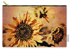 Scripture - 1 Peter One 24-25 Carry-all Pouch by Glenn McCarthy Art and Photography