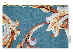 Scrolled Whimsy Carry-all Pouch