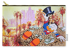 Scrooge In La Carry-all Pouch