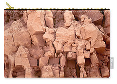 Sculpted Rocks Carry-all Pouch