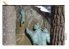 Sculpture Stony Brook New York Carry-all Pouch
