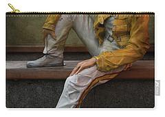 Sculptures Of Sankt Petersburg - Freddie Mercury Carry-all Pouch