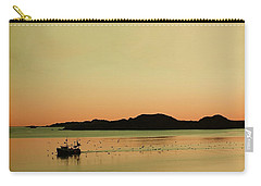 Sea After Sunset Carry-all Pouch