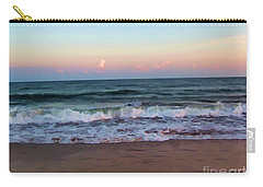 Carry-all Pouch featuring the photograph Sea And Sky by Roberta Byram