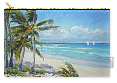 Sea Beach 12 - Punta Cana Carry-all Pouch