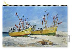 Sea Beach 2 - Baltic Carry-all Pouch