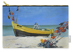 Sea Beach 4 - Baltic Carry-all Pouch